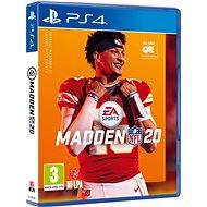 Madden NFL 20 - PS4 - Konzoljáték