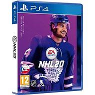 NHL 20 - PS4 - Konzoljáték