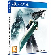 Final Fantasy VII Remake - PS4 - Konzol játék