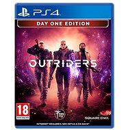 Outriders: Day One Edition - PS4 - Konzol játék