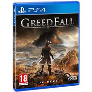 Greedfall - PS4 - Konzoljáték