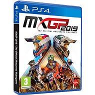 MXGP 2019 - PS4 - Konzoljáték