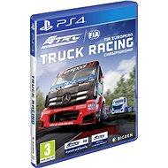 FIA European Truck Racing Championship - PS4 - Konzol játék