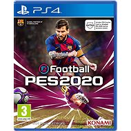 eFootball Pro Evolution Soccer 2020 - PS4 - Konzoljáték