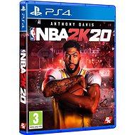 NBA 2K20 - PS4 - Konzol játék