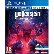 Wolfenstein Cyberpilot - PS4 VR - Konzoljáték