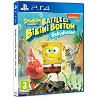 Spongebob SquarePants: Battle for Bikini Bottom - Rehydrated - PS4 - Konzol játék