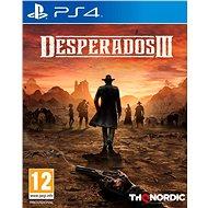 Desperados III - PS4 - Konzoljáték