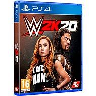 WWE 2K20 - PS4 - Konzol játék