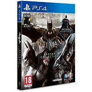 Batman: Arkham Collection - PS4 - Konzol játék