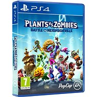 Plants vs Zombies: Battle for Neighborville - PS4 - Konzoljáték