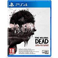The Walking Dead: The Telltale Definitive Series - PS4 - Konzol játék