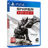Sniper: Ghost Warrior Contracts - PS4 - Konzol játék
