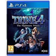 Trine 4: The Nightmare Prince - PS4 - Konzol játék