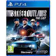 Street Outlaws: The List - PS4
