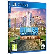 Cities: Skylines - Parklife Edition - PS4 - Konzoljáték