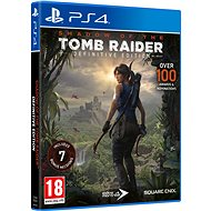 Shadow of the Tomb Raider: Definitive Edition - PS4 - Konzol játék