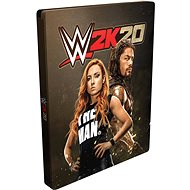 WWE 2K20 Steelbook Edition - PS4 - Konzoljáték