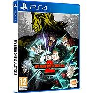 My Hero Ones Justice 2 - PS4 - Konzoljáték