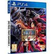 One Piece Pirate Warriors 4 - PS4 - Konzoljáték