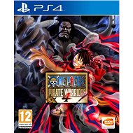 One Piece Pirate Warriors 4: Kaido Edition - PS4 - Konzol játék