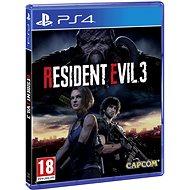 Resident Evil 3 - PS4 - Konzoljáték