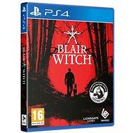 Blair Witch - PS4 - Konzol játék