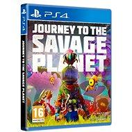 Journey to the Savage Planet - PS4 - Konzoljáték