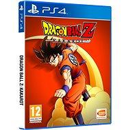 Dragon Ball Z: Kakarot - PS4 - Konzoljáték