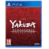 The Yakuza Remastered Collection - PS4 - Konzoljáték