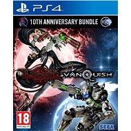 Bayonetta and Vanquish 10th Anniversary Bundle - PS4 - Konzoljáték