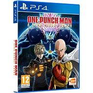 One Punch Man: A Hero Nobody Knows - PS4 - Konzoljáték