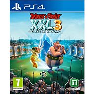 Asterix and Obelix XXL 3: The Crystal Menhir - PS4