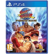 Street Fighter 30th Anniversary Collection - PS4 - Konzoljáték