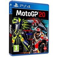 MotoGP 20 - PS4 - Konzoljáték