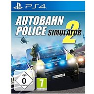 Autobahn Police Simulator 2 - PS4 - Konzol játék