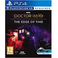 Doctor Who: The Edge of Time - PS4 VR - Konzoljáték