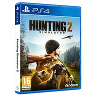 Hunting Simulator 2 - PS4 - Konzoljáték