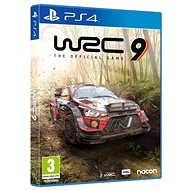 WRC 9 The Official Game - PS4