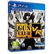 Gun Club - PS4 VR - Konzol játék