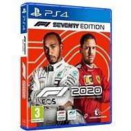 F1 2020 - Seventy Edition - PS4 - Konzol játék