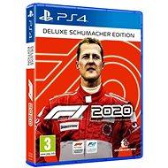F1 2020 - Michael Schumacher Deluxe Edition - PS4 - Konzoljáték