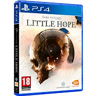The Dark Pictures Anthology: Little Hope - PS4 - Konzol játék