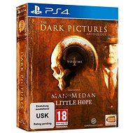 The Dark Pictures Anthology: Volume 1 - Man of Medan and Little Hope Limited Edition - PS4 - Konzol játék