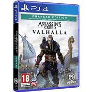 Assassins Creed Valhalla - Drakkar Edition - PS4 - Konzol játék