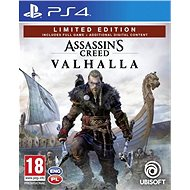 Assassins Creed Valhalla - Limited Edition - PS4 - Konzol játék