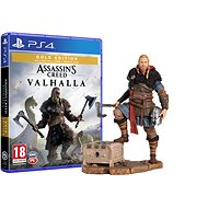 Assassins Creed Valhalla - Gold Edition - PS4 + Eivor figura - Konzol játék
