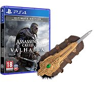 Assassins Creed Valhalla - Ultimate Edition - PS4 + Eivors Hidden Blade - Konzol játék