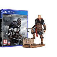 Assassins Creed Valhalla - Ultimate Edition - PS4 + Eivor figurka - Konzol játék