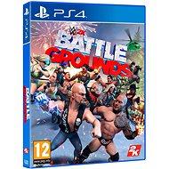 WWE 2K Battlegrounds - PS4 - Konzol játék